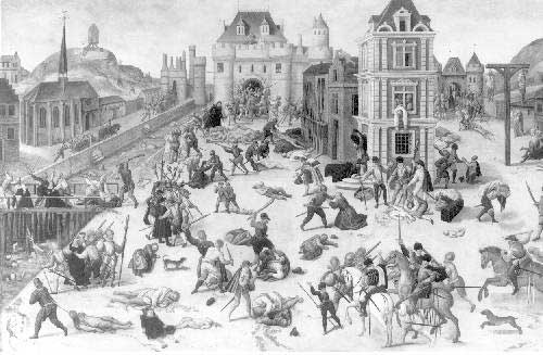St. Batholomew's Day Massacre