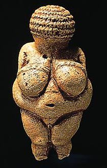 Woman Venus of Willendorf